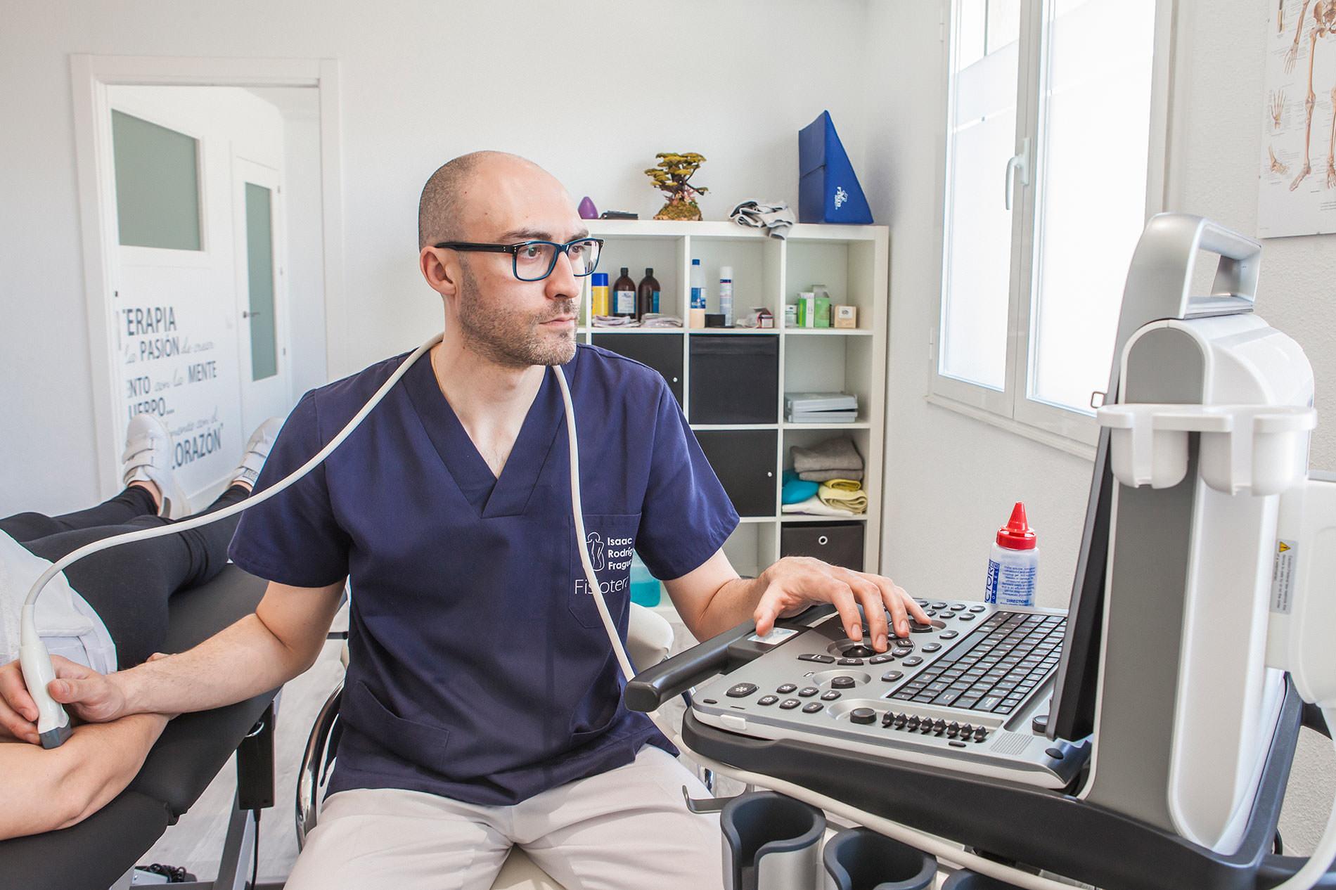 Centro de Fisioterapia Isaac Rodríguez Fragua